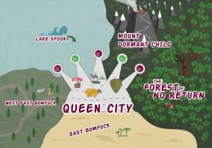 Queen City Region